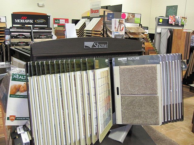 Showroom Ocala Fl Ted S Distinctive Flooring